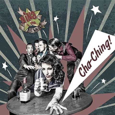 """NINA & THE HOT SPOTS/Cha-Ching(10"""")"""