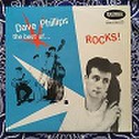 DAVE PHILLIPS/The Best Of Rocks(中古LP)