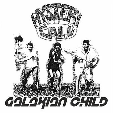 HYSTERY CALL/Galaxian Child (LP*Alt Sleeve)