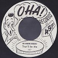 "THE GROOVE DIGGERS/That's Be Me(7"")"