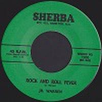 """JR WARREN/Rock And Roll Fever(7"""")"""