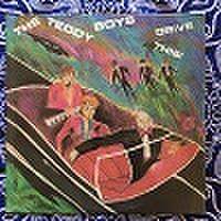 THE TEDDY BOYS/Drive This(中古LP)