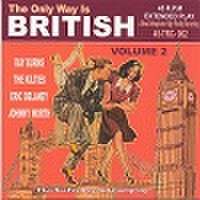 "THE ONLY WAY IS BRITISH Vol.2(7"")"