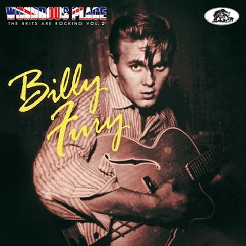 BILLY FURY/Wondrous Place(CD)