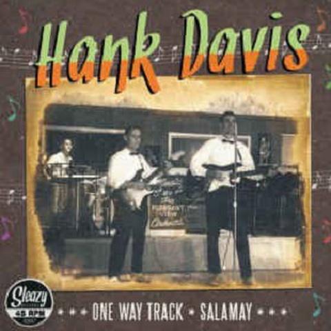 "HANK DAVIS/One Way Track(7"")"