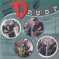 "BIG D ROUND-UP - Live In Karkkila 2014 (10""+CD)"