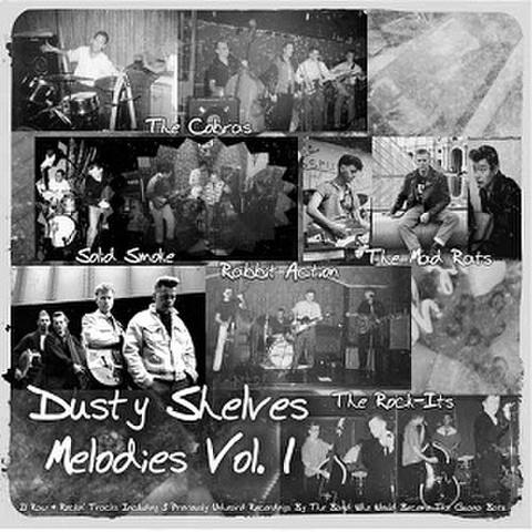 DUSTY SHELVES MELODIES VOL.1(LP*Alt Sleeve)