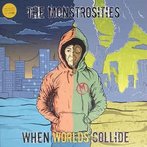 THE MONSTROSITIES/When Words Collide(LTD LP)