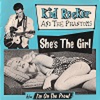 "KID ROCKER/She's The Girl(7"")"