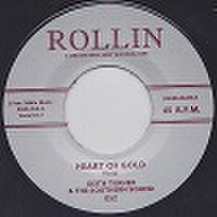 "KEITH TURNER & THE SOUTHERN SOUND/Heart Of Gold(7"")"
