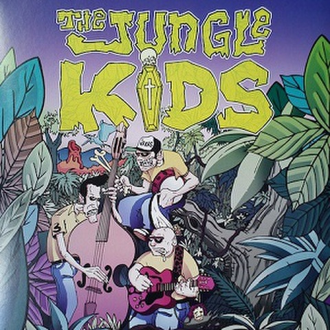 THE JUNGLE KIDS/Energizzer(LP)
