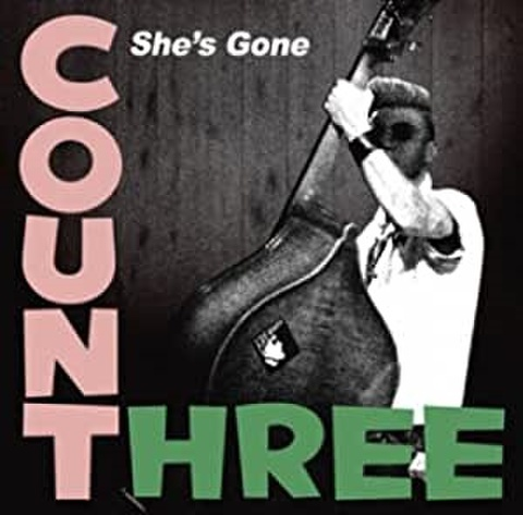 COUNT THREE/She's Gone(CDEP)