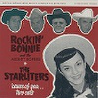 ROCKIN' BONNIE & THE MIGHTY ROPERS + THE STARLITERS/'Cause Of You Two Cats(CD)