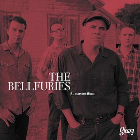 """THE BULLFURIES/Beaumont Blues(7"""")"""