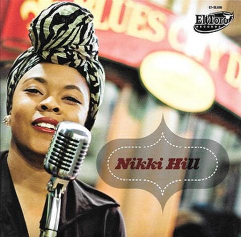 """NIKKI HILL/I Got A Man(7"""")"""