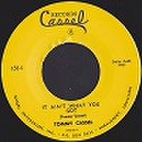 "TOMMY CASSEL/It Ain't What You Got(7"")"