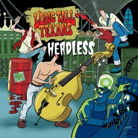 """LONG TALL TEXANS/Headless(10"""")"""