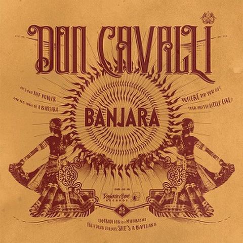 "DON CAVALLI/Banjara(10"")"