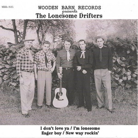 """THE LONESOME DRIFTERS/Same(7"""")"""