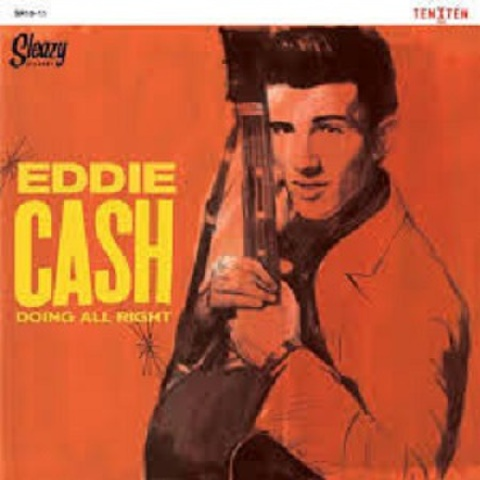 """EDDIE CASH/Doing All Right(10"""")"""
