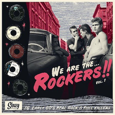 WE ARE THE ROCKERS(LP)