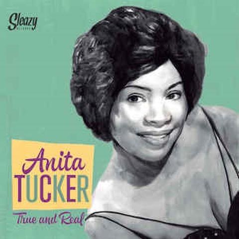 ANITA TUCKER/True and Real(LP)