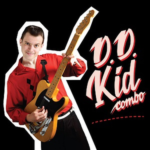 """D.D.KID COMBO/Bad Luck Baby(7"""")"""