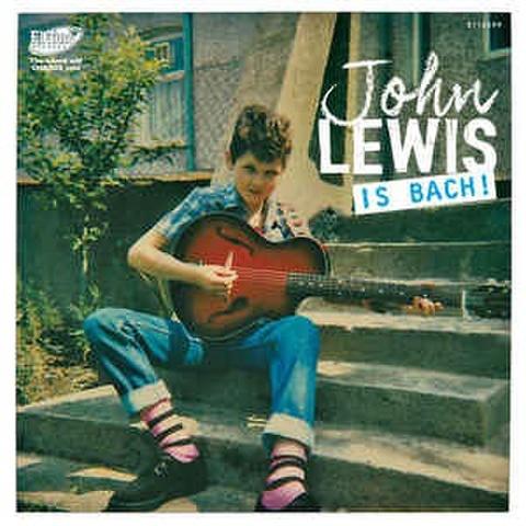 "JOHN LEWIS/Is Bach(7"")"