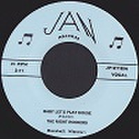 "NIGHT ROCKERS/Baby Let's Play House(7"")"