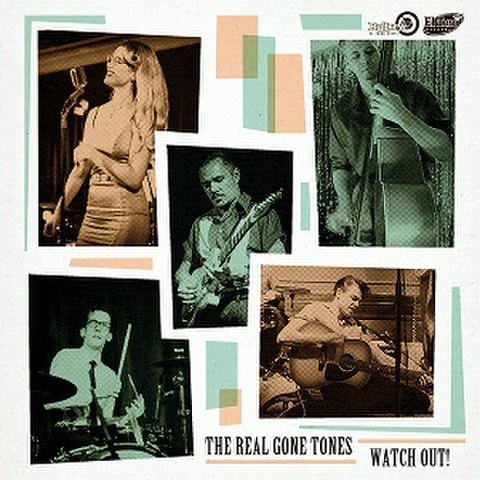 """THE REAL GONE TONES/Watch Out!(7"""")"""