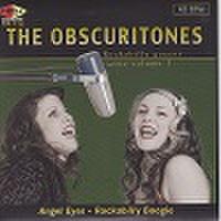 "THE OBSCURITONES/ Rockabilly Queen Serie Vol.1(7"")"