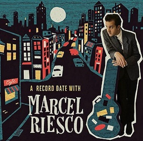 MARCEL RIESCO/A Record Date With(CD)