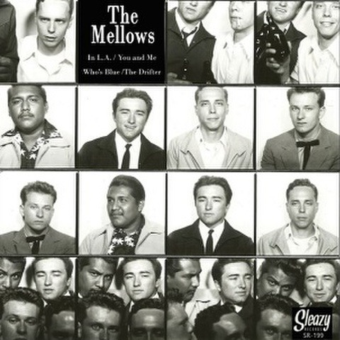 """THE MELLOWS/In L.A(7"""")"""