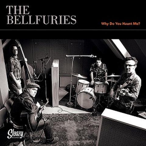 """THE BELLFURIES - THE HELLFURIES(Split 7"""")"""