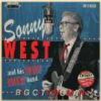 "SONNY WEST & HIS SWEET ROCKIN' BAND/Big City Woman(CD+7"")"