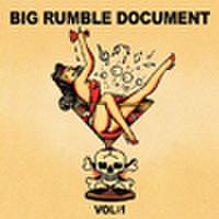 BIG RUMBLE DOCUMENT VOL:1(CD+DVD)
