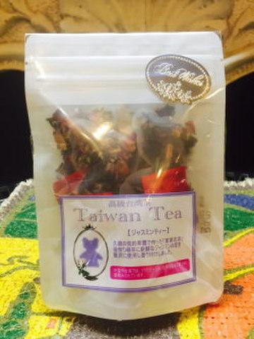 ジャスミン茶(茉莉花茶) くまさんのティーバッグ