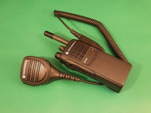 Motorola GP328 ダミーラジオ