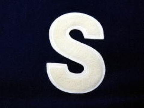 シニール4inch丸型「S」オフ白/オフ白/- ランクA
