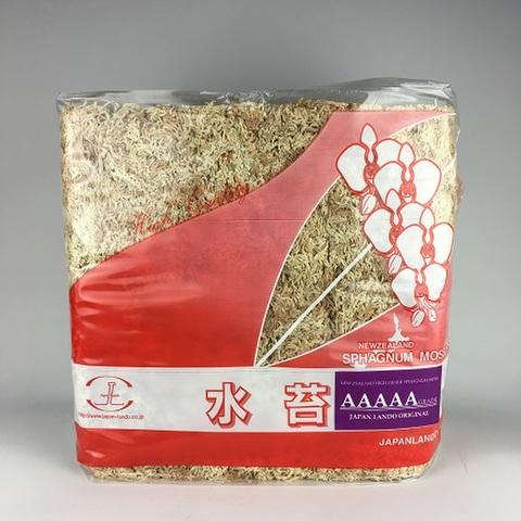ニュージランド産AAAAA(5A)水苔 500g