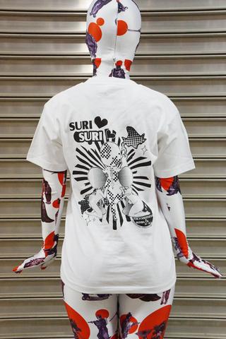 TZC・東京棲んでるガールズコラボTシャツ