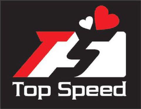 TSP1 ロゴステッカー バレンタイン