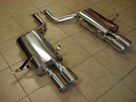 TSP1 BMW E39 M5 V8 5.0L リアセクションマフラー