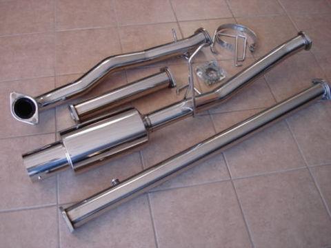 TSP1 ランサー EVO 8/9  マフラー