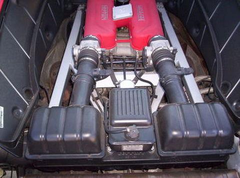 TSP1 フェラーリ 360 モデナ カーボンエアボックスキット