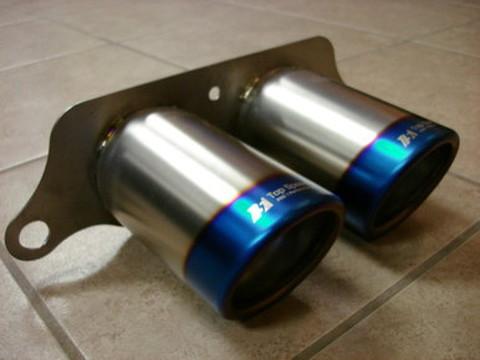 TSP1 997/991 GT3/RS テールチップ フルチタン