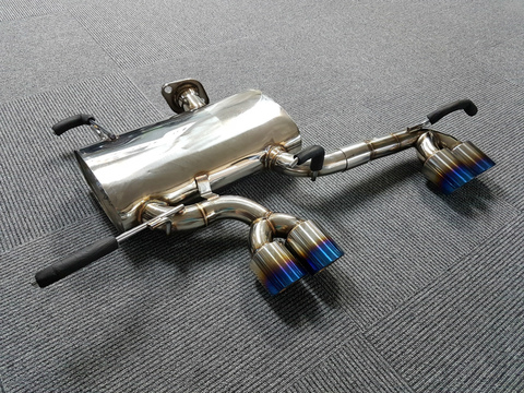 TSP1 E90 316i/318i/320i M3スタイルマフラー