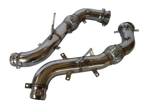 TSP1 マクラーレン 570 C/S/GT 600LT ダウンパイプ