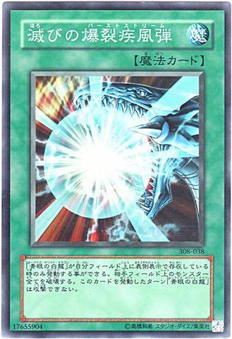 滅びの爆裂疾風弾 (Super)①通常魔法