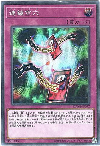 連鎖空穴 (Secret/DANE-JP077)